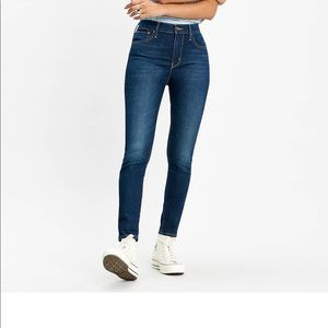 Levi's 720 Jeans high rise skinny
